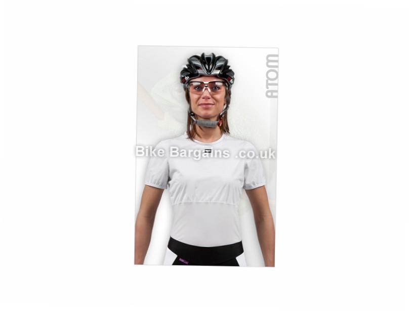 Moozes Ladies Protection Base Layer M,L,XL,XXL, Black, White