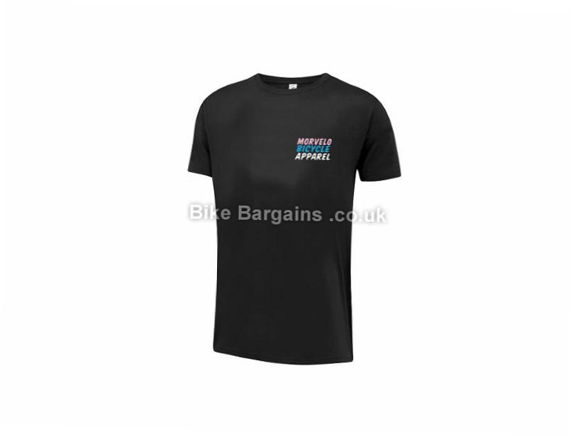 Morvelo Fastest Casual T-shirt Black, XL