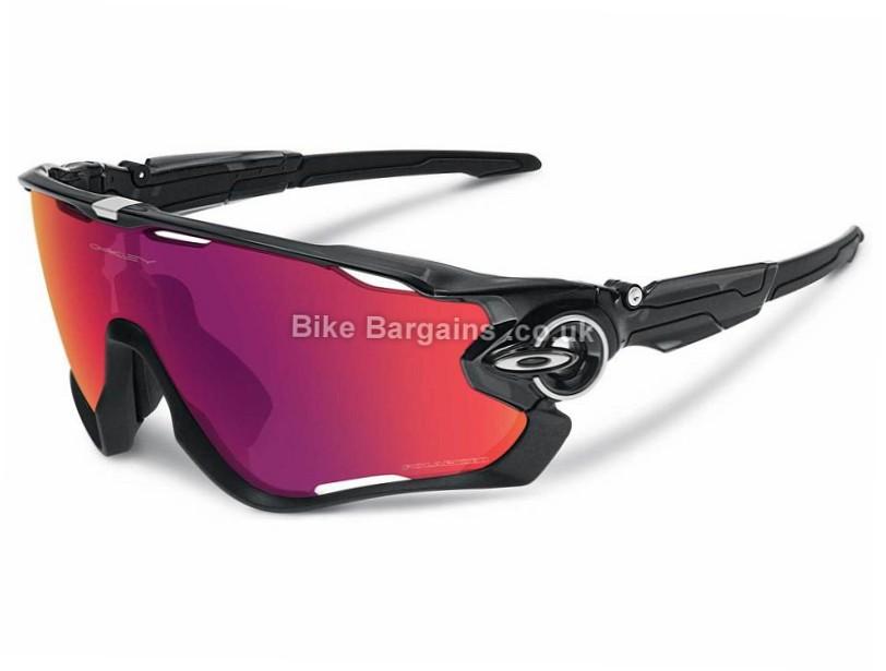 Oakley Jawbreaker Iridium Glasses Black