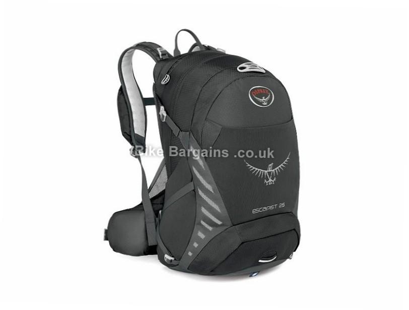Osprey Escapist 25 Backpack S,M,L, Red, Black, Blue