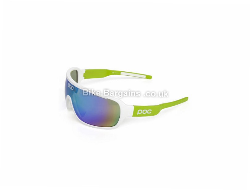 POC Cannondale Garmin Team Edition DO Blade Glasses Green, One Size