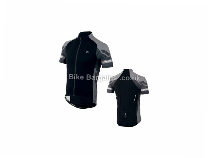 Pearl Izumi Elite Short Sleeve Jersey 2016 S,XL, Black, Grey