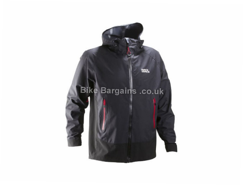 Race Face Chute Waterproof MTB Jacket Black,S