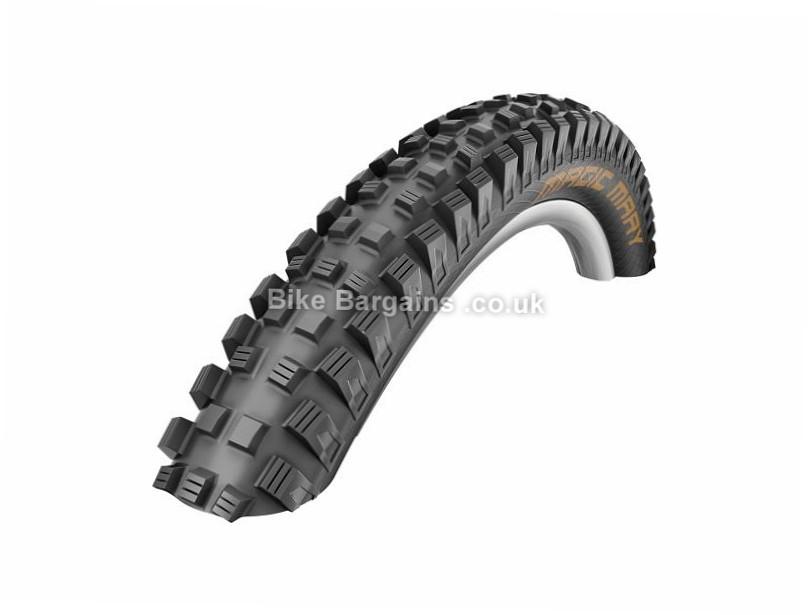 "Schwalbe Magic Mary Bike Park Mountain Bike Tyre Wire, 27.5"",  2.35"", Black"