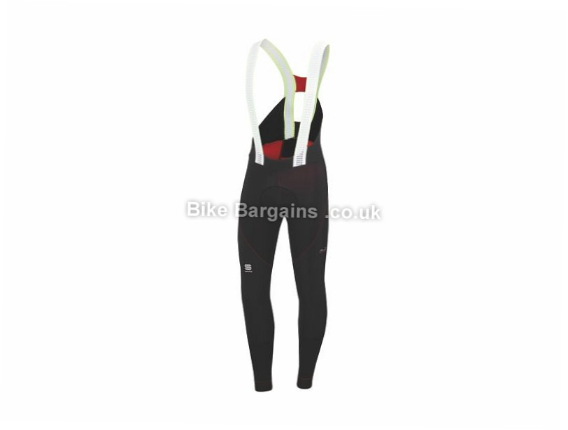 Sportful R & D Bib Tights XXL, Black