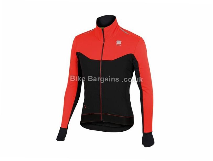Sportful R & D Light Jacket 2016 S,M,L,XL,XXL, Black, Men's, Long Sleeve, 420g