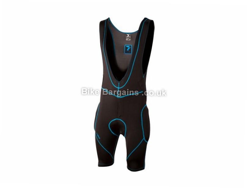 7 iDP Hydro Bib Shorts L, Black