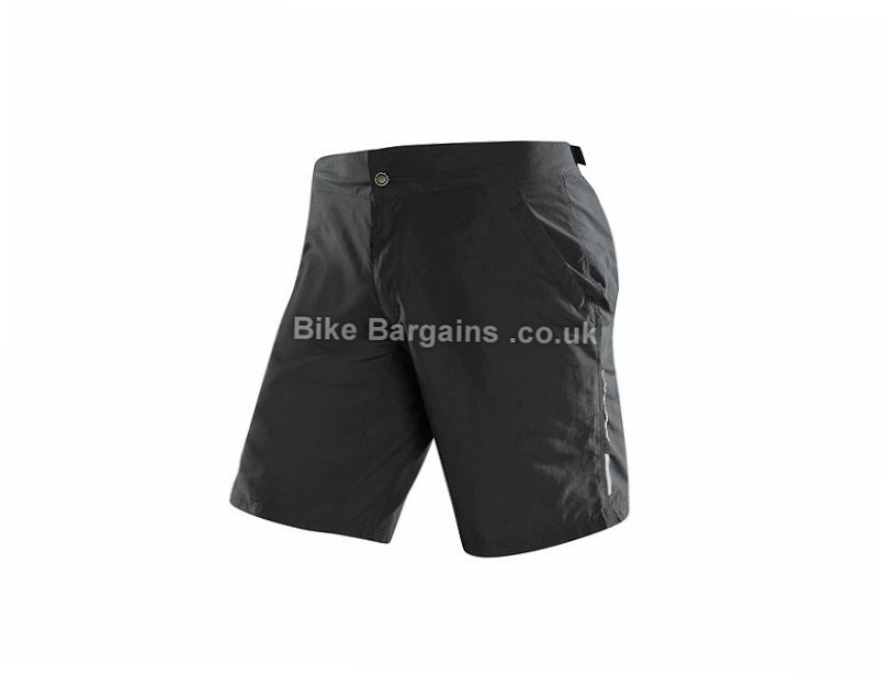 Altura Ladies Cadence Baggy Shorts 2017 12, Black