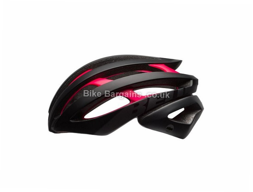 Bell Zephyr Road Helmet S, Black, White,