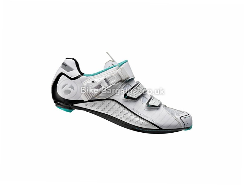 Bontrager RL WSD Ladies Road Shoes 36, White