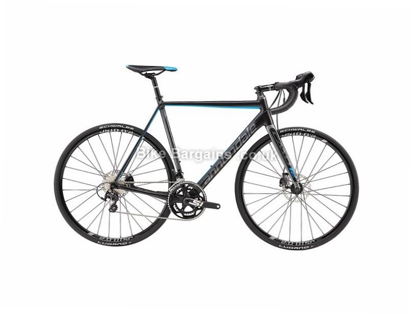 Cannondale CAAD12 Disc 105 5 Road Bike 2017 56cm,58cm, Black, Alloy, Disc, 11 speed, 700c