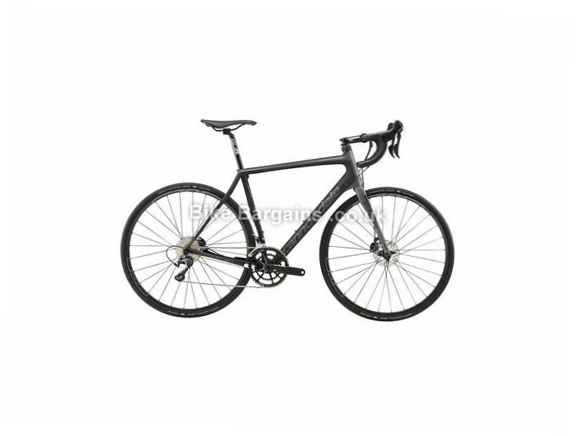 Cannondale Synapse Hi-Mod Disc Ultegra Carbon Road Bike 2017 54cm, 56cm, black, carbon
