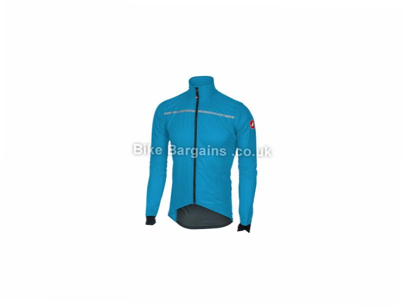 Castelli Superleggera Jacket S, Grey