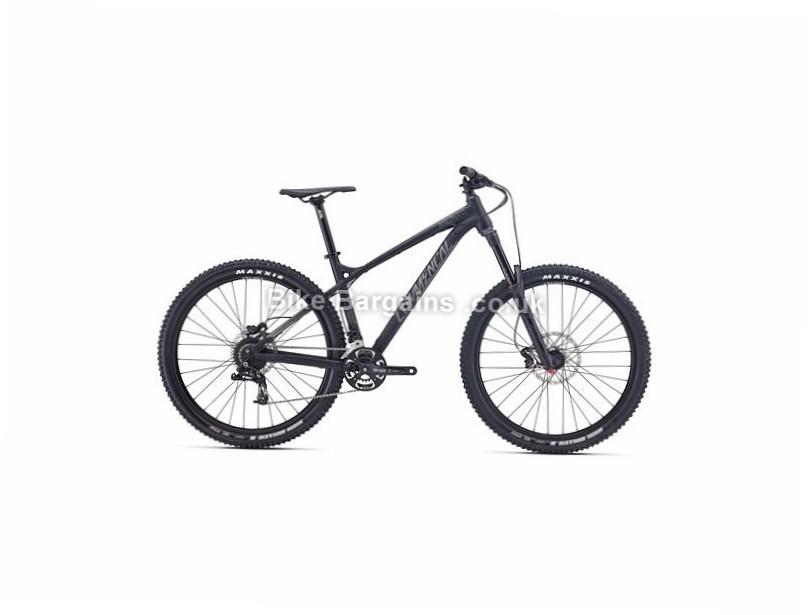 "Commencal Meta HT AM Essential Mountain Bike 2017 27.5"", 17"", Black, Orange, 9 Speed, Alloy"