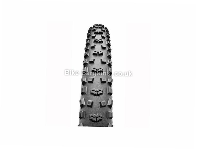 "Continental Mountain King II MTB Tyre 26"", 2.4"", wire, black"