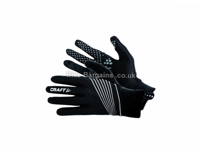 Craft Storm Winter Cycling Gloves M,L,XL,XXL, Black