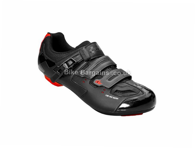 Cube Road Pro Shoes 37, 38, 39, Black
