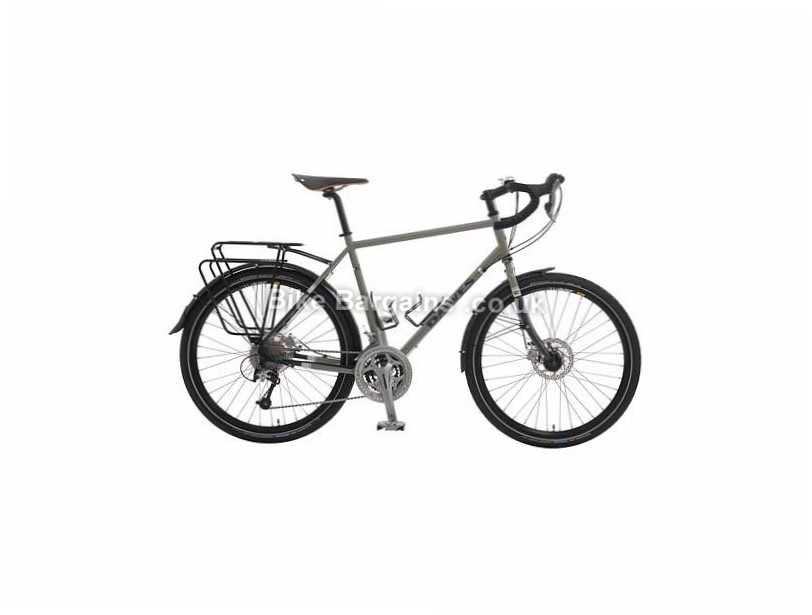 Dawes Gran Tour 725 Disc Touring Bike 2016 was sold for £1260! (53cm ...