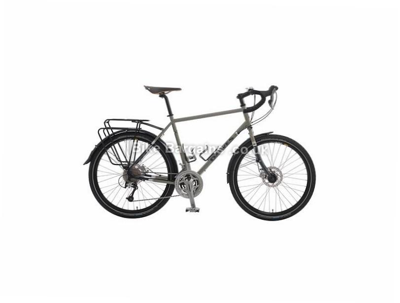 Dawes Gran Tour 725 Touring Bike 2016 53cm, Black