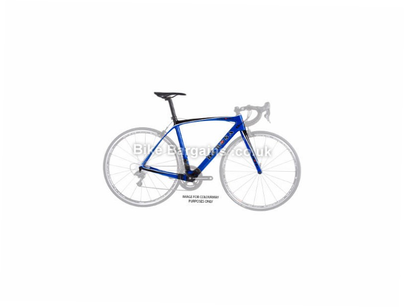 De Rosa Idol Caliper Dura Ace Road Bike 2017 47cm, 49cm, 52cm, 54cm, 57cm, 59cm, Blue, White, Silver