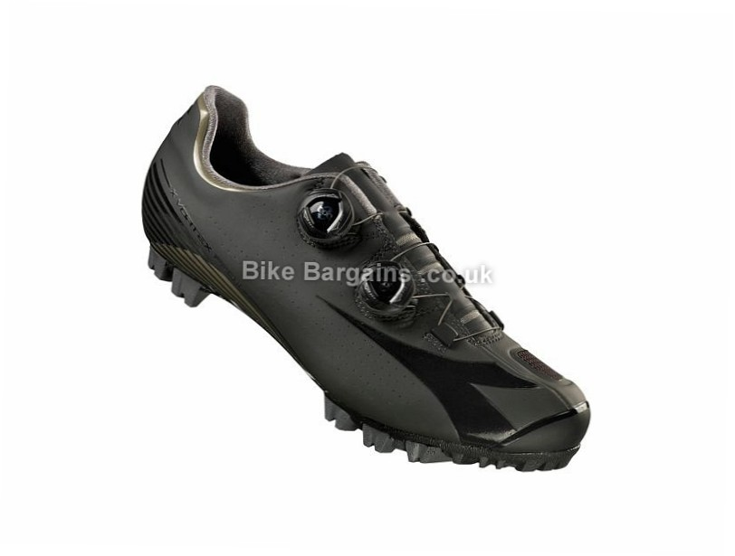 Diadora X Vortex Pro II MTB SPD Shoes 38, Black