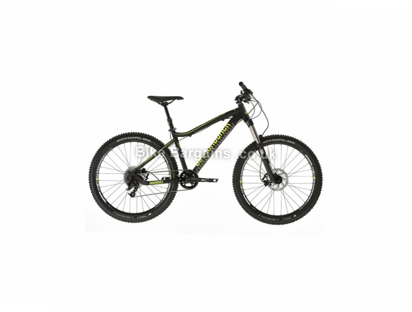 "Diamondback Myers 3.0 1x11sp Alloy Hardtail Mountain Bike 2017 17"", black, green"