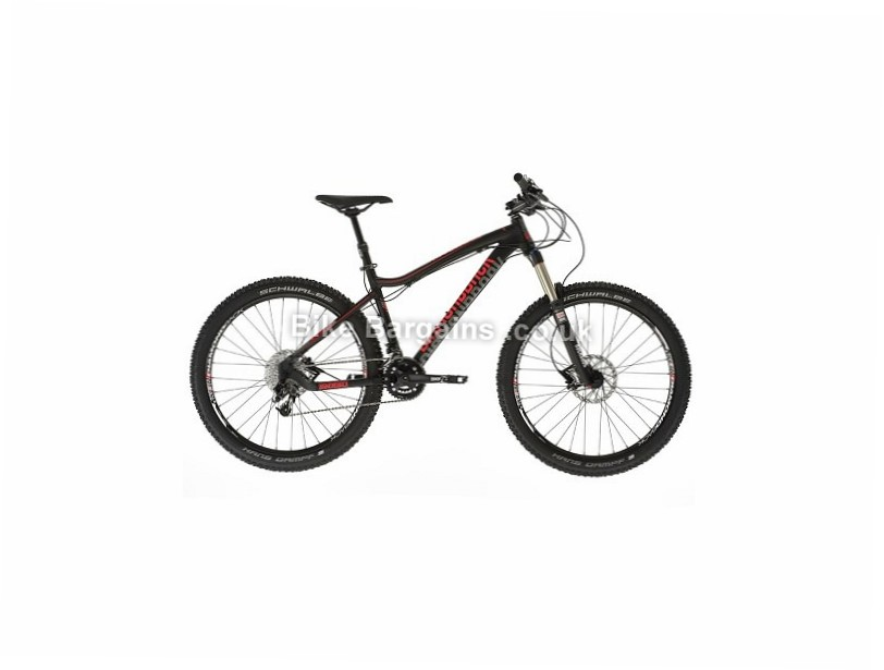 "Diamondback Myers 3.0 Alloy Hardtail Mountain Bike 2017 15"", black, orange"