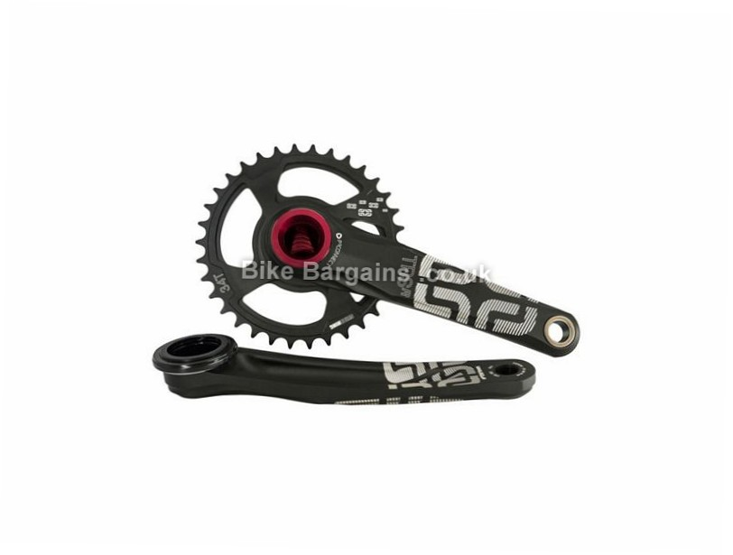 E Thirteen TRS Race AM Single Chainset 2013 104mm, 170mm, 30t, Black, Alloy