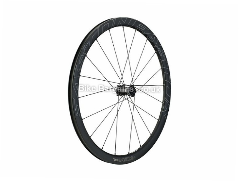 Easton EC90 SL Carbon Disc Front Road Wheel 700c, Black