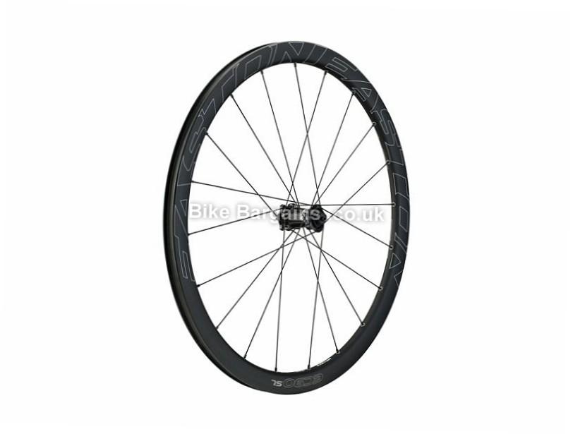 Easton EC90 SL Carbon Disc Front Road Wheel 700c, Black
