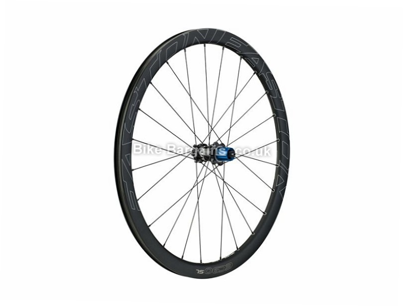 Easton EC90 SL Carbon Disc Rear Road Wheel Shimano or Sram, 135mm, 700c, Black, 10 or 11 Speed