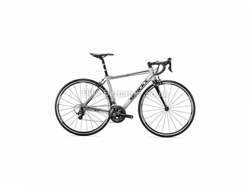 Eddy Merckx Blockhaus 67 105 Road Bike 2017 XS,S,M,L,XL, Silver, Alloy, 11 speed, Calipers, 700c