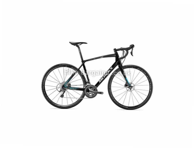 Eddy Merckx Ladies Milano 72 Tiagra Disc Road Bike 2017 XXS,XS,S,M,L, Black