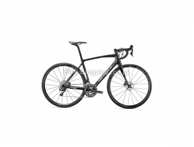 Eddy Merckx Ladies Milano 72 Ultegra Di2 Disc Road Bike 2017 S,M, Black