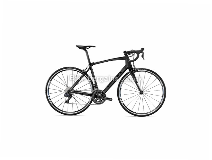 Eddy Merckx Ladies Milano 72 Ultegra Di2 Road Bike 2017 L, Black