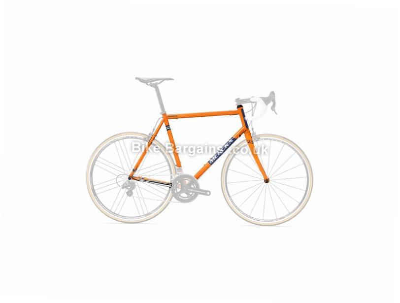 Eddy Merckx Liege 75 Steel Road Frame 2016 Orange, XXS