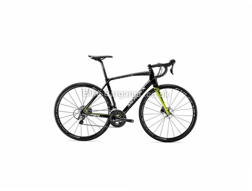 Eddy Merckx Sallanches 64 Tiagra Disc Road Bike 2017 XS, Black