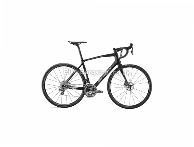 Eddy Merckx Sallanches 64 Ultegra Di2 Disc Road Bike 2017 S, Black