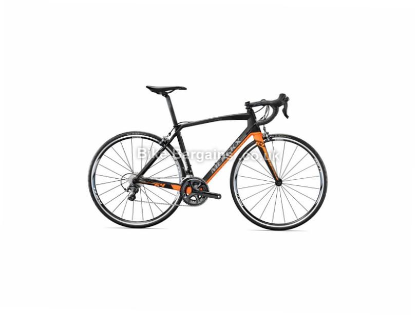 Eddy Merckx Sallanches 64 Ultegra Road Bike 2017 XS, Black, Carbon, 11 speed, Calipers, 700c