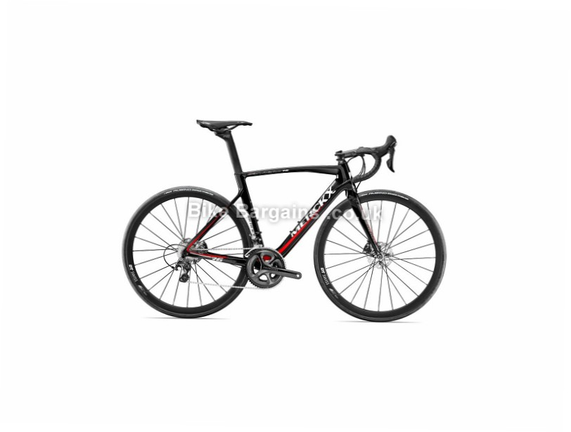 Eddy Merckx San Remo 76 Ultegra Disc Road Bike 2017 XS,S, Black