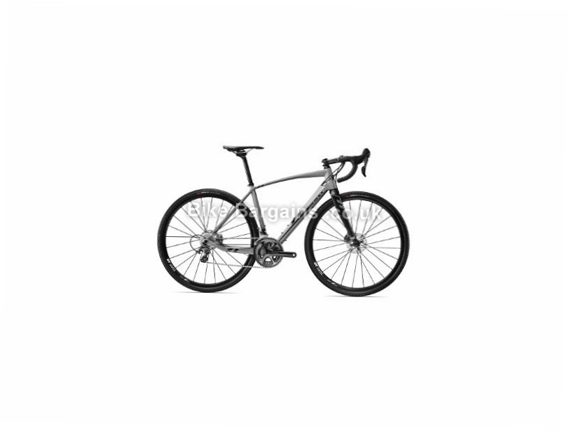 Eddy Merckx Strasbourg 71 Ultegra Adventure Bike 2017 M, Grey, Black