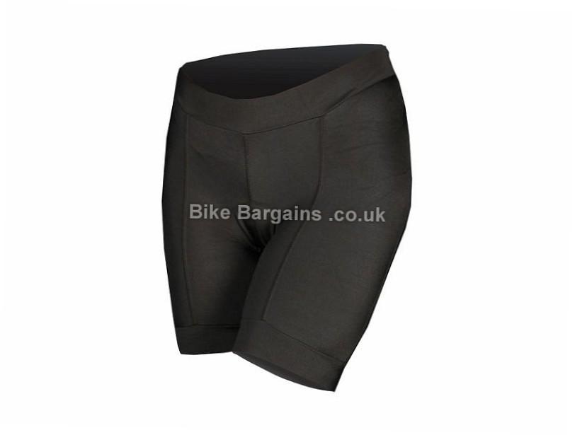 Endura Ladies 8 Panel Cool Max Shorts XL,  Black