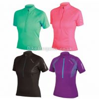 Endura Ladies Xtract Short Sleeve Jersey