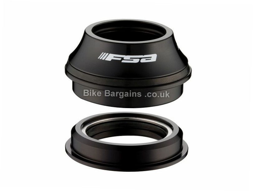 "FSA Orbit 1.5 ZS Headset 1.1/8"", Black, 93.8g"