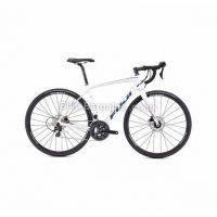 Fuji Brevet 2.1 Disc Ladies Carbon Road Bike 2017