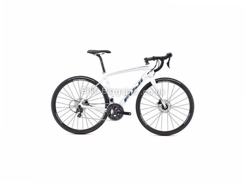 Fuji Brevet 2 1 Disc Ladies Carbon Road Bike 2017 1399 Was 2199