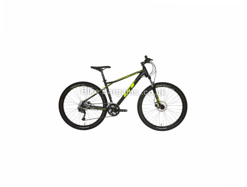 "GT Avalanche Sport 27.5"" Alloy Hardtail Mountain Bike 2017 XL, Black"