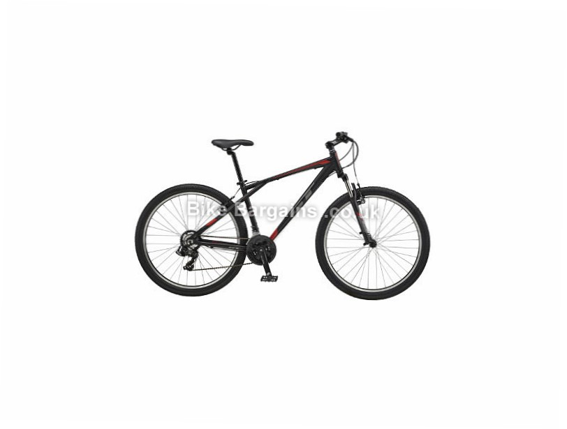 GT Palomar Hardtail Mountain Bike 2017 L, Black
