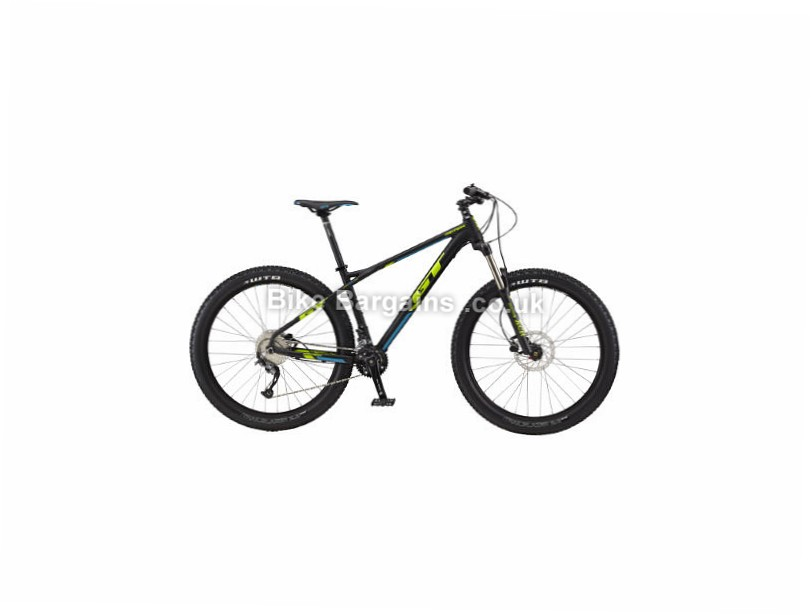 """GT Pantera Comp 27.5"""" Alloy Hardtail Mountain Bike 2017 M, Black"""