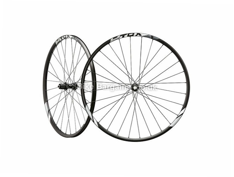 "Giant P-trx 1 29 inch Rear MTB Wheel 2013 29"", alloy, black, 1795g"